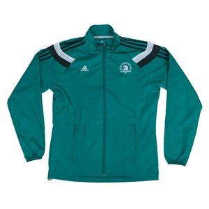 Adidas M Medium Track Jacket 2016 Boston Marathon